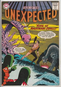 Tales of the Unexpected #83 (Jul-64) VF/NM High-Grade Space Ranger, Cyrl