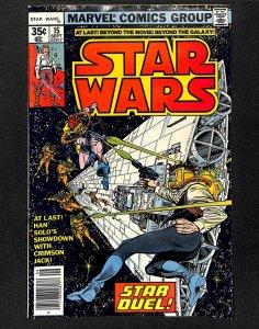 Star Wars #15 FN+ 6.5