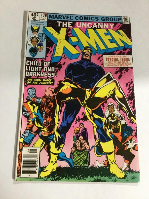 Uncanny X-Men 136 Vg/Fn Very Good/Fine 5.0 Marvel