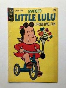Gold Key LITTLE LULU #192 June 1969 GOOD/VERY GOOD (A282M)
