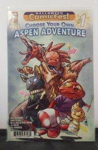 Choose Your Own Aspen Adventure #1 (2017)