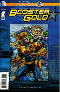Booster Gold: Futures End #1 VF/NM; DC | save on shipping - details inside