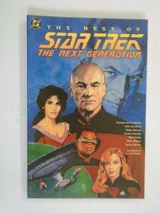 Best of Star Trek The Next Generation TPB SC 6.0 FN (2000 DC)