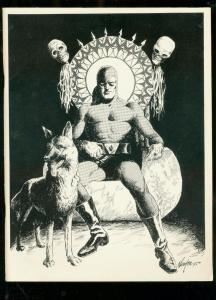 Rocket's Blast And Comicollector Fanzine #106-PHANTOM cover-FN