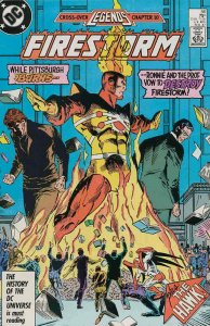 Fury of Firestorm, The #56 VF/NM; DC | save on shipping - details inside