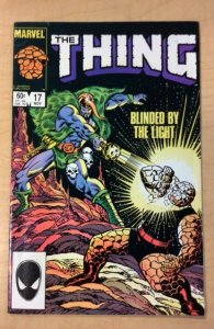 The Thing #17 (1984)
