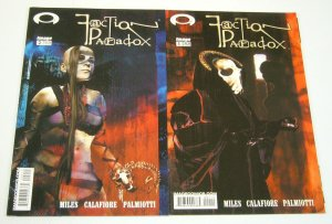 Faction Paradox #1-2 VF/NM complete series LAWRENCE MILES jim calafiore 2003 set