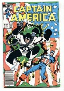 CAPTAIN AMERICA #312 1st appearance of Flag Smasher Marvel NM-