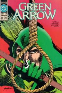 Green Arrow (1988 series) #55, NM (Stock photo)