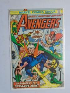 Avengers (1st Series) #138, 3.0 (1975)