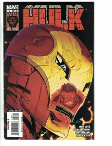 Hulk #2 VG red - 1st appearance of A-Bomb - McGuinness - Loeb - Marvel 2008