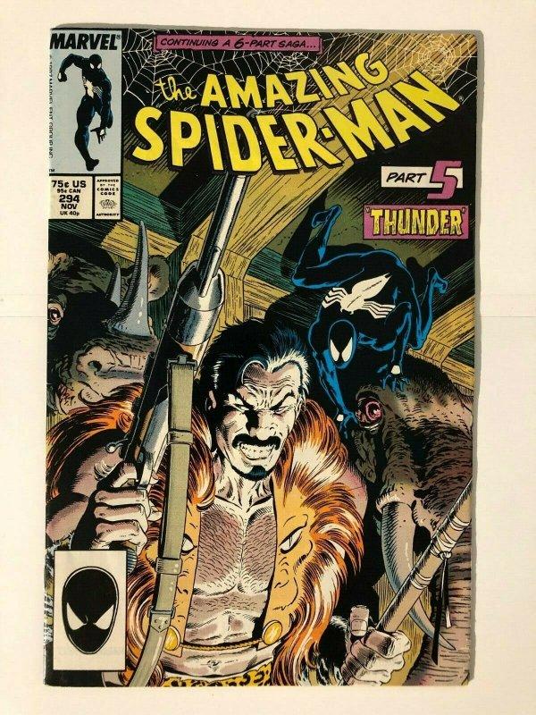 Amazing Spider-Man - Death of Kraven - Kraven's Last Hunt