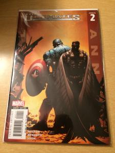 The Ultimates annual #2