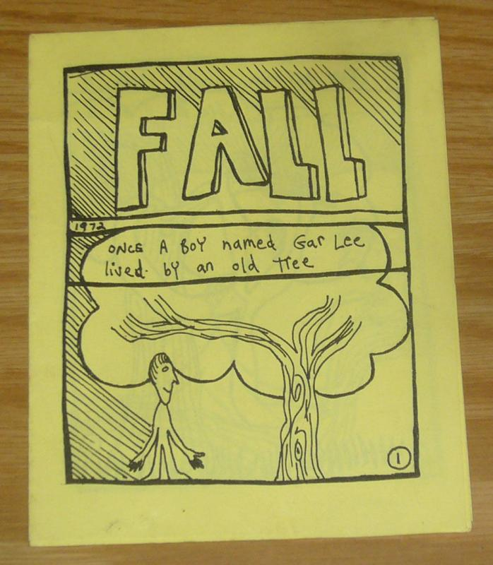 Fall #1 VF- san francisco comic book co. underground comix in kennedy's guide