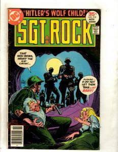 Lot Of 12 DC Comics Sgt. Rock # 310 311 344 366 + Arak # 2 3 4 9 10 11 13 14 RM1