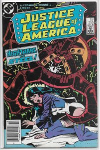 Justice League of America   vol. 1   #255 FN