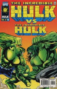Incredible Hulk, The #453 VF/NM; Marvel | save on shipping - details inside