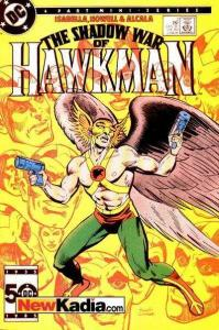 Shadow War of Hawkman #2, VF+ (Stock photo)