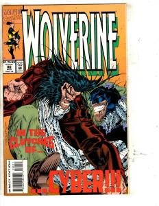Wolverine # 80 NM 1st Print Marvel Comic Book 1st X-23 Test Tube X-Men TW64
