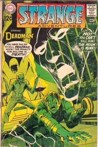 Strange Adventures #215 (Dec-68) VG/FN+ Mid-Grade Deadman