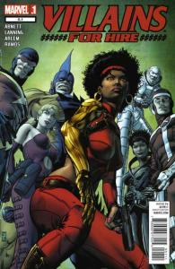 Villains For Hire #0.1 FN; Marvel | save on shipping - details inside
