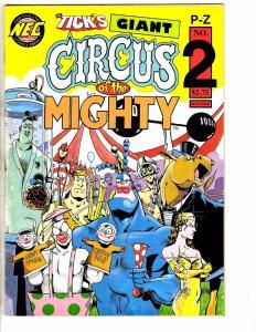 11 INDY Comics Tick Circus Nola Talent PS 238 Time Killers Razors  + MORE J227