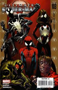 Ultimate Spider-Man #103 VF/NM; Marvel | save on shipping - details inside