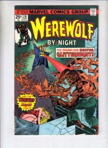 Werewolf by Night #28 (Apr-75) VF High-Grade Werewolf