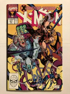 Uncanny X-Men 271 - X-tinction Agenda