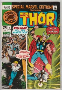 Thor, Special Marvel Edition #1 (Jan-71) NM/NM- High-Grade Thor, Odin