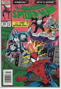 Amazing Spider-Man   vol. 1   #376 VG