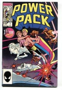 Power Pack #1 19841st issue high grade comic book Marvel
