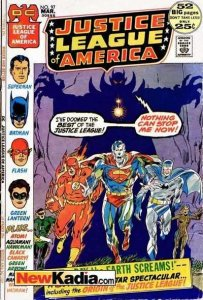 Justice League of America (1960 series) #97, Good- (Stock photo)