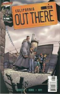 Out There #8, VF+ (Stock photo)