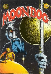 Moondog #1 VG; Print Mint | low grade comic - save on shipping - details inside