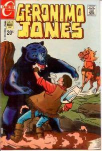 GERONIMO JONES 2 VF-NM    November 1971 COMICS BOOK
