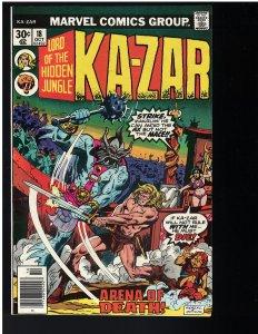 Ka-Zar #18 (1976)