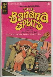 Banana Splits #1 (Jun-69) FN/VF Mid-Grade The Banana Splits (Fleegle, Drooper...