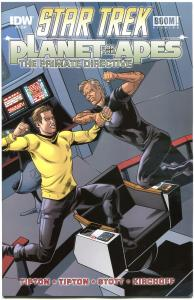 STAR TREK PLANET of the APES #3, NM, Damn Dirty Apes, 2014, IDW, more in store