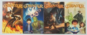 Finding Gossamyr #1-4 VF/NM complete series - all ages fantasy comics 2 3 set