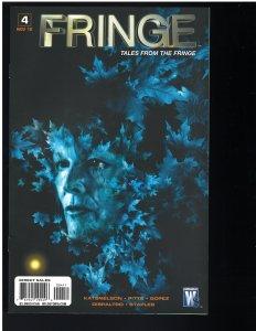 Fringe: Tales From The Fringe #4 (2010)