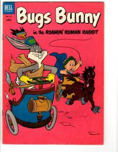 Bugs Bunny # 29 FN Dell Silver Age Comic Book Looney Tunes Daffy Elmer JL14