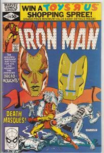 Iron Man #139 (Oct-80) VF/NM High-Grade Iron Man