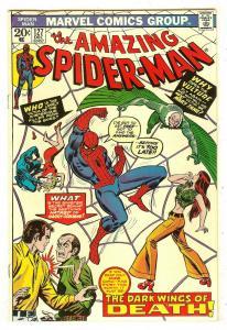 Amazing Spiderman 127