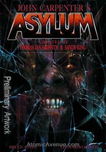 Asylum (John Carpenter's…) #1 FN; Storm King | save on shipping - details inside