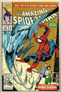 Amazing Spider-Man #368 | Invasion Of The Spider-Slayers (Marvel, 1992) VF/NM