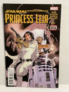 Star Wars Princesa Leia (ES) #3 (2015) Unlimited combimed shipping on all items!