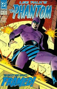 Phantom, The (3rd Series) #12 FN; DC | save on shipping - details inside
