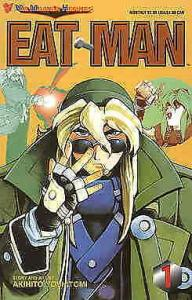 Eat-Man #1 VF/NM; Viz | save on shipping - details inside