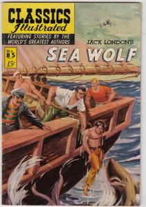 Classics Illustrated #85 (Jul-51) VF High-Grade